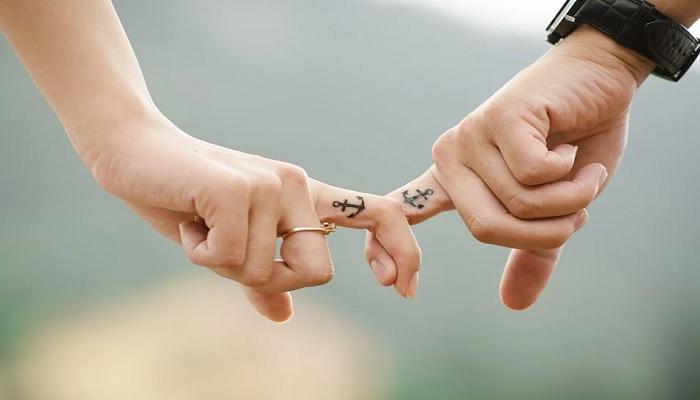 Buscando la unión entre dos seres queridos