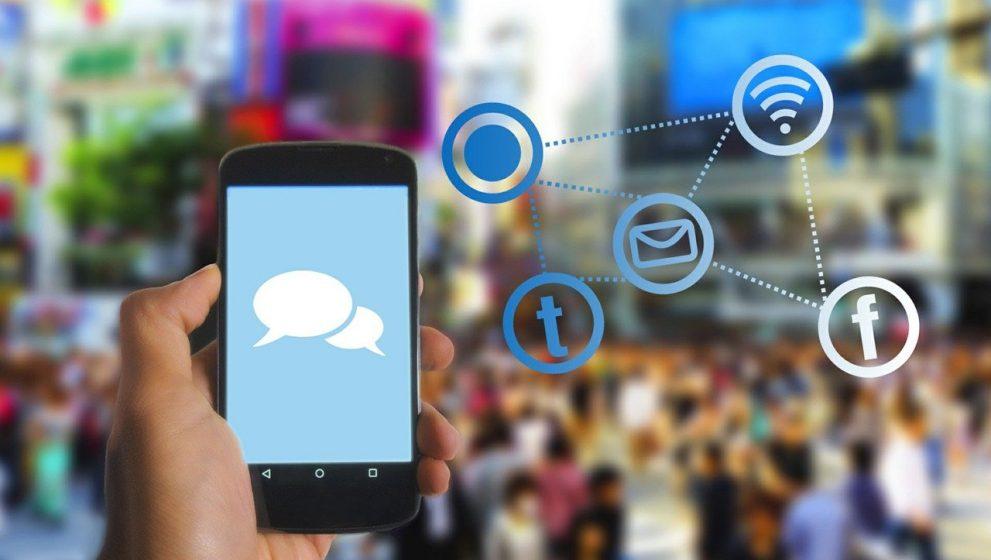 Aplicaciones móviles más usadas en la actualidad