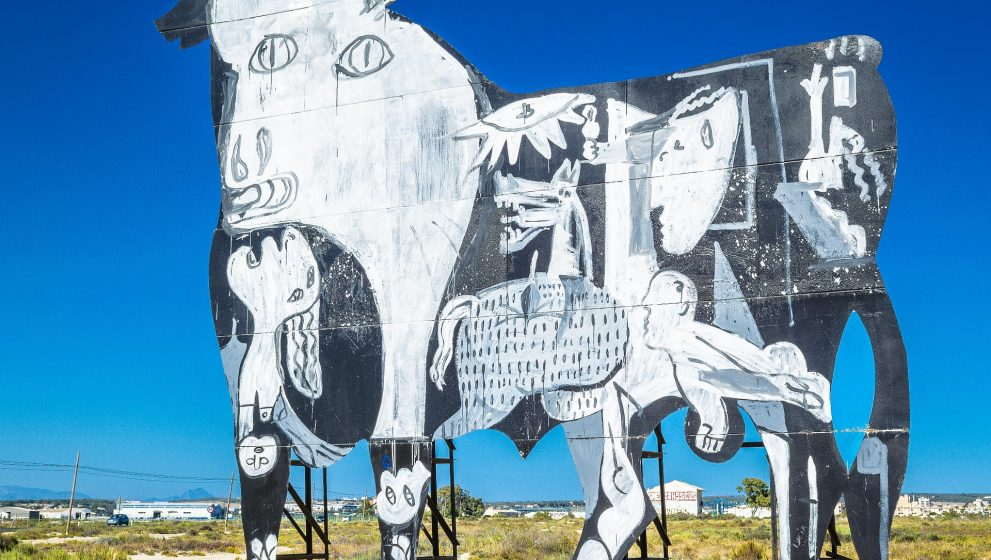 Conoce el reclamo publicitario de los grafitis