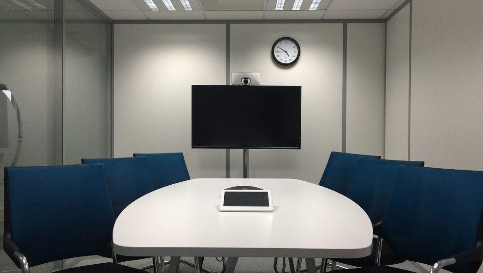 Sala virtual para el beneficio colectivo