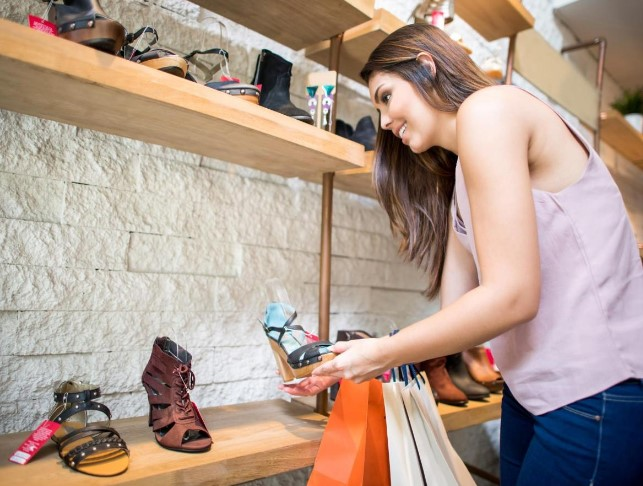 Consejos para escoger bien tus zapatos en tiendas online