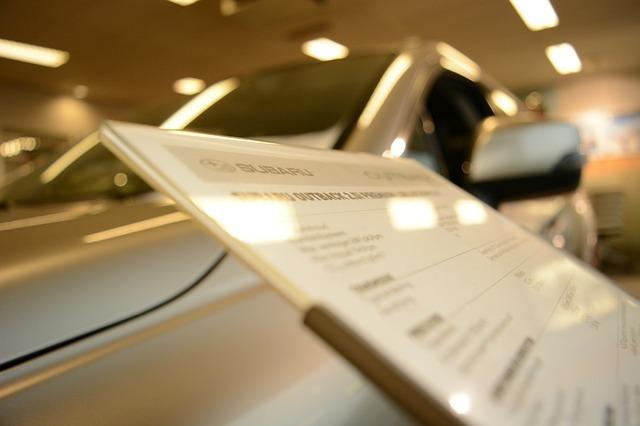 Razones para comprar un vehículo